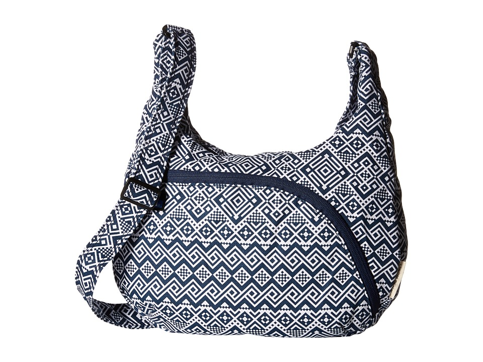 KAVU - Sydney Satchel (Navy Quilt) Satchel Handbags