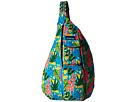 KAVU Rope Bag (Tropic Jungle)