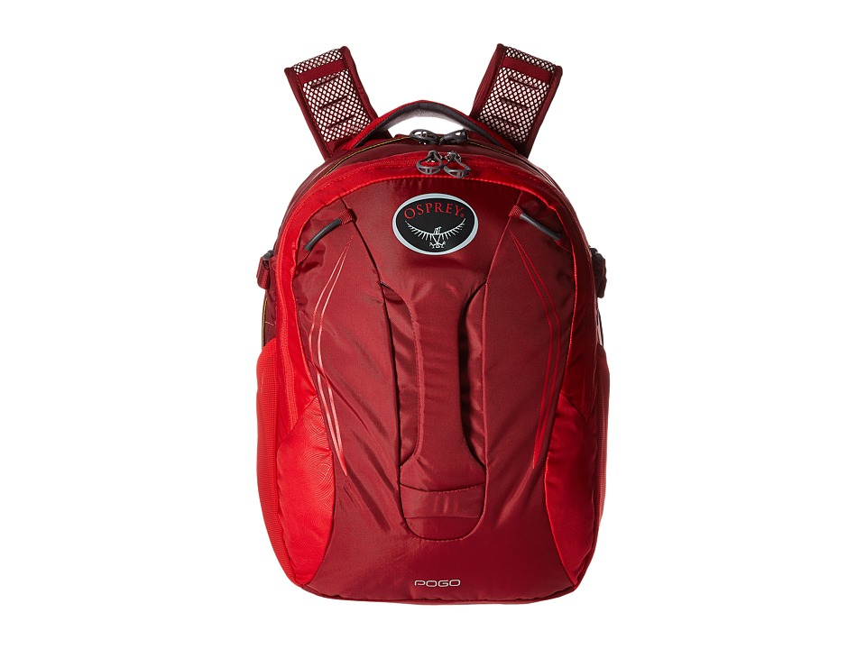 Osprey Pogo Kids (Racing Red) Backpack Bags