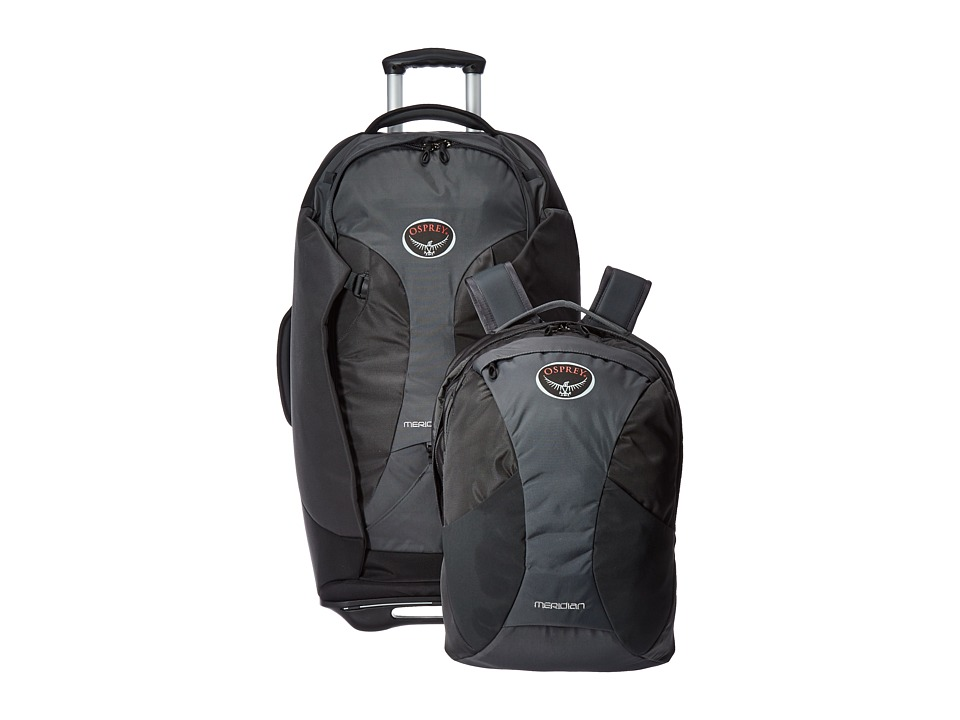 Osprey - Meridian 28/75L (Metal Grey) Backpack Bags