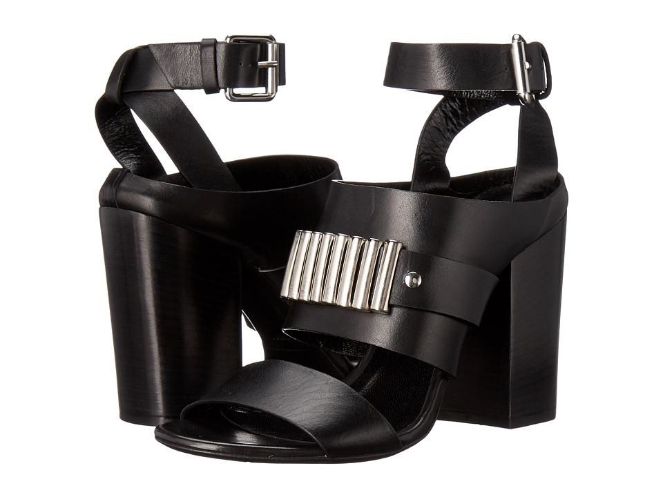 McQ - Alibi Bullets Sandal (Black) High Heels