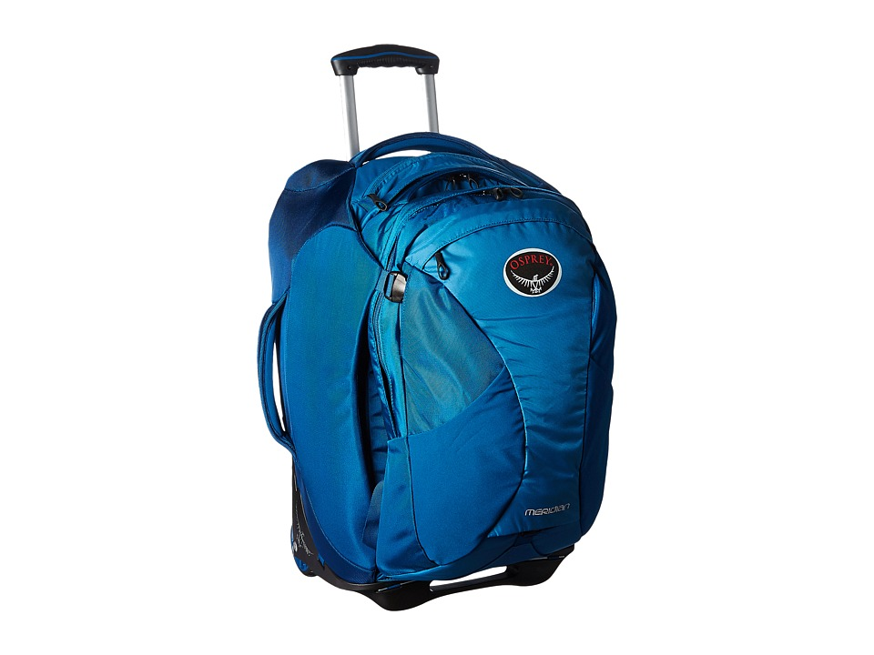 Osprey Meridian 22/60L (Lagoon Blue) Carry on Luggage