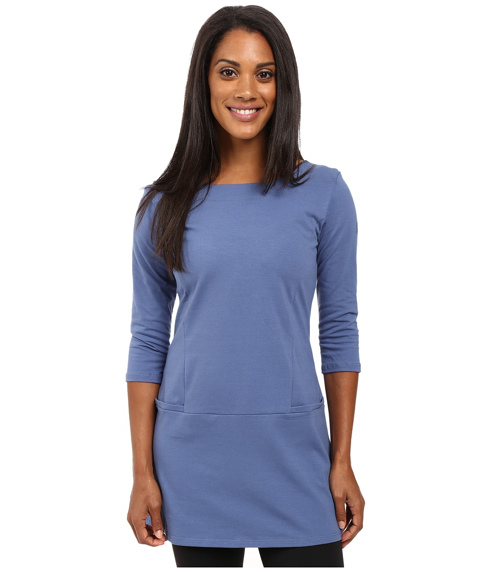 FIG Clothing - Ver Tunic (Celeste) Women's Long Sleeve Pullover