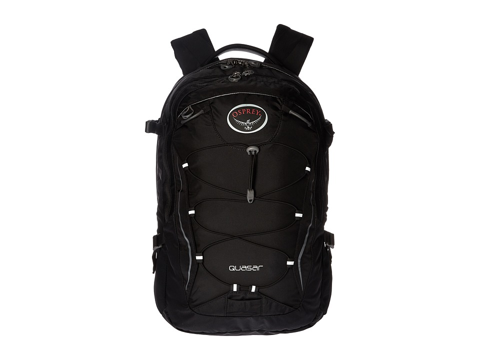 Osprey - Quasar (Black) Backpack Bags