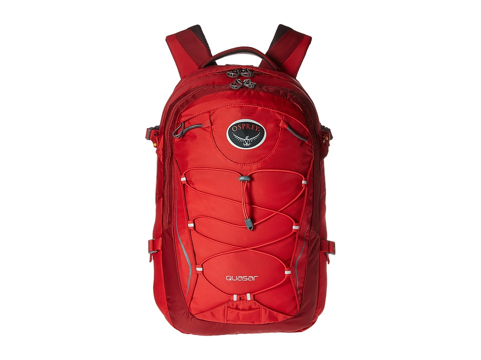 Osprey - Quasar (Robust Red) Backpack Bags