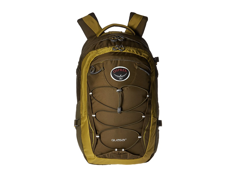 Osprey - Quasar (Olive Green) Backpack Bags