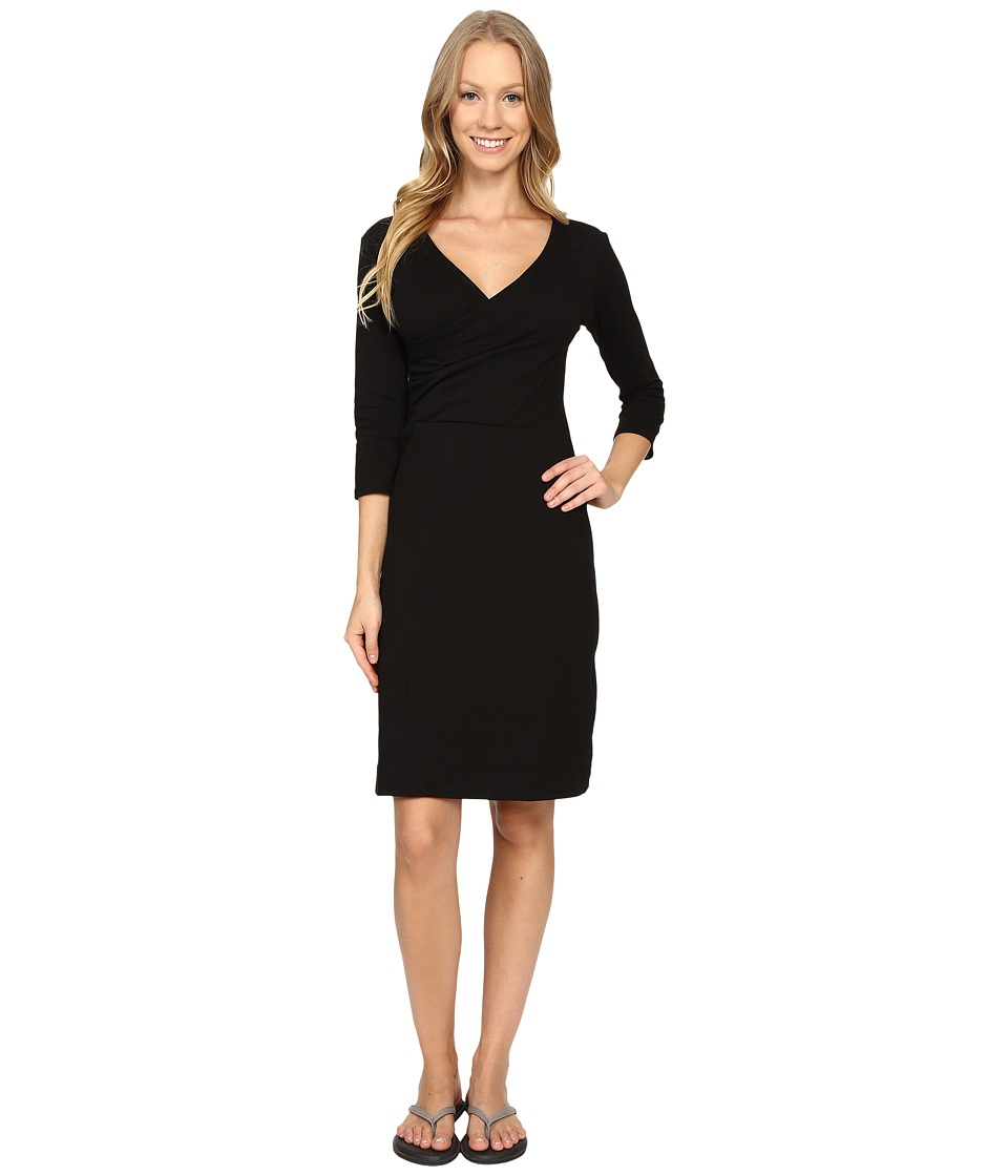 FIG Clothing Fan Dress (Black) Women