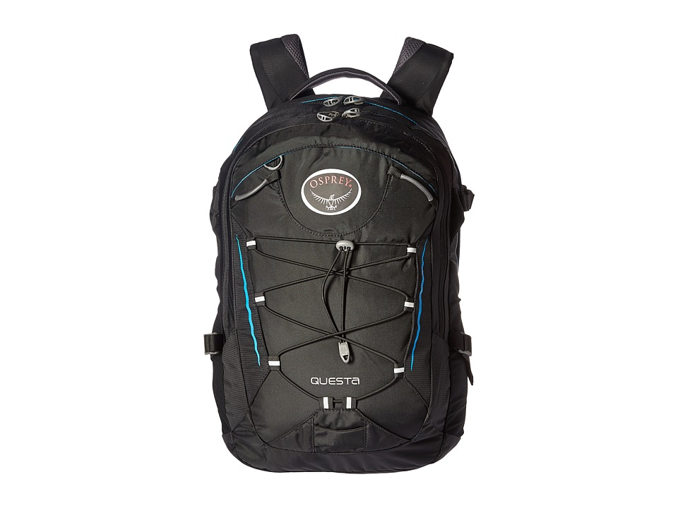 Osprey - Questa Pack (Black 1) Backpack Bags
