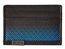 Tumi Alpha Slim Card Case (Blue Dot Ombre)