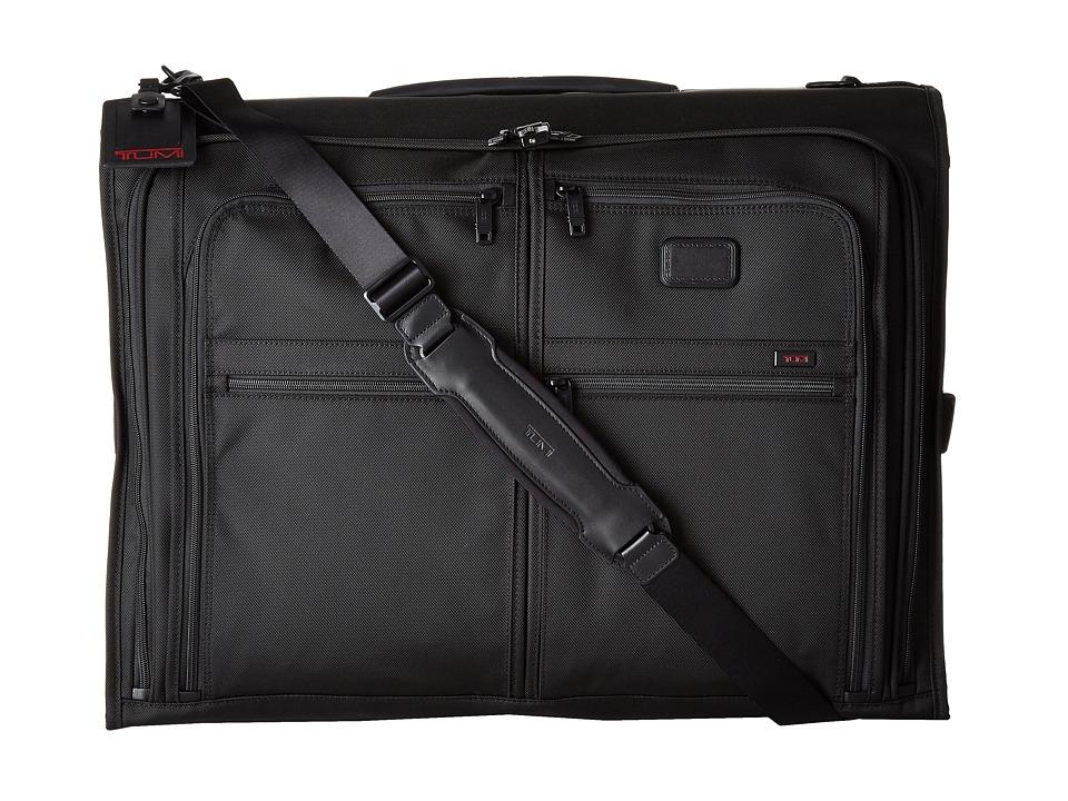 Tumi Alpha 2 Classic Garment Bag Black Bags