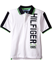 Tommy Hilfiger Kids - James Pique Polo (Big Kids)