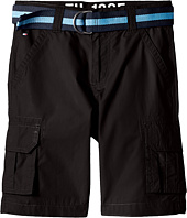 Tommy Hilfiger Kids - Back Country Cargo Shorts (Big Kids)