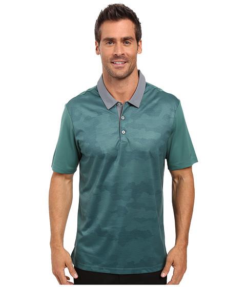 adidas Golf CLIMACHILL® Camo Print Polo