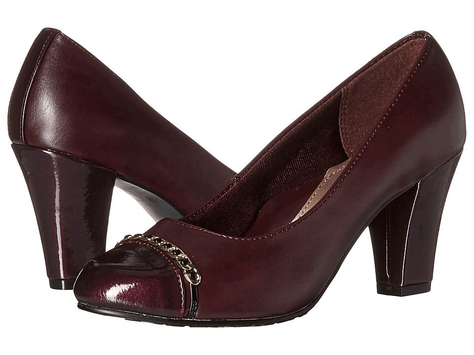 Soft Style Calina (Sassafras Vitello/Pearlized Patent) Women