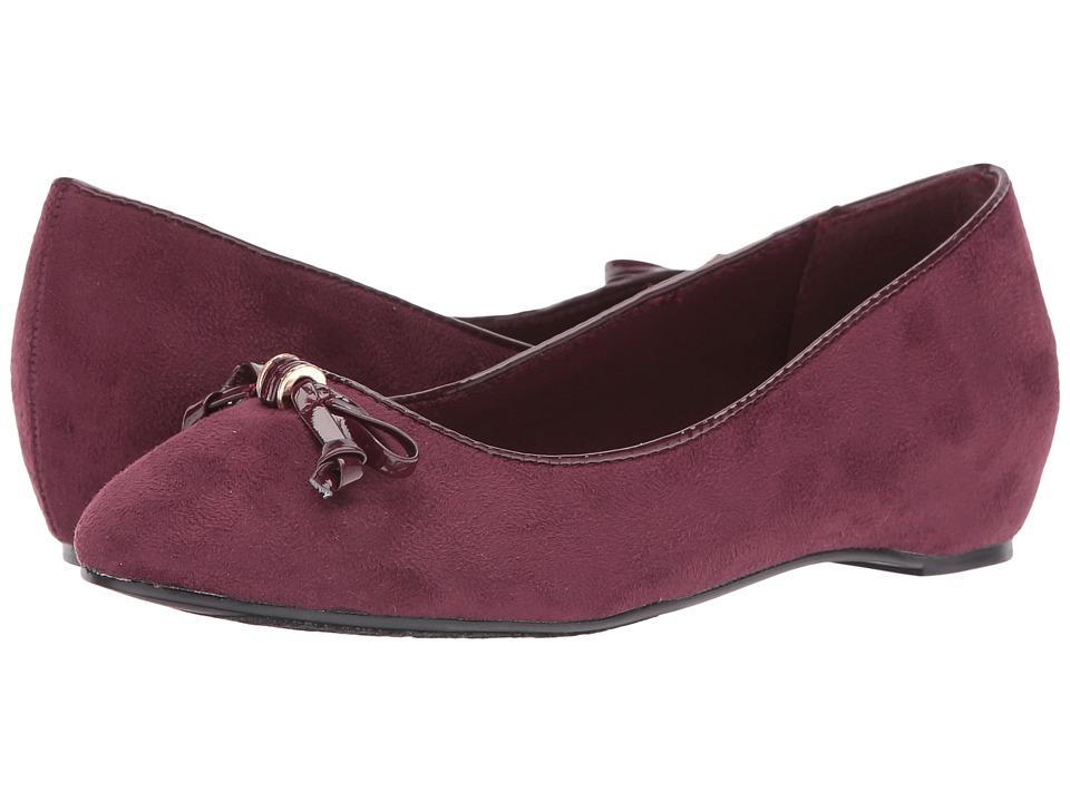 Soft Style Cahill (Sassafras Faux Suede/Sassafras Patent) Women