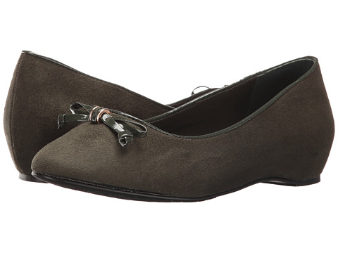Soft Style Cahill - Rosin Faux Suede/Rosin Patent