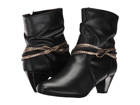 Soft Style Gayla - Black Vitello