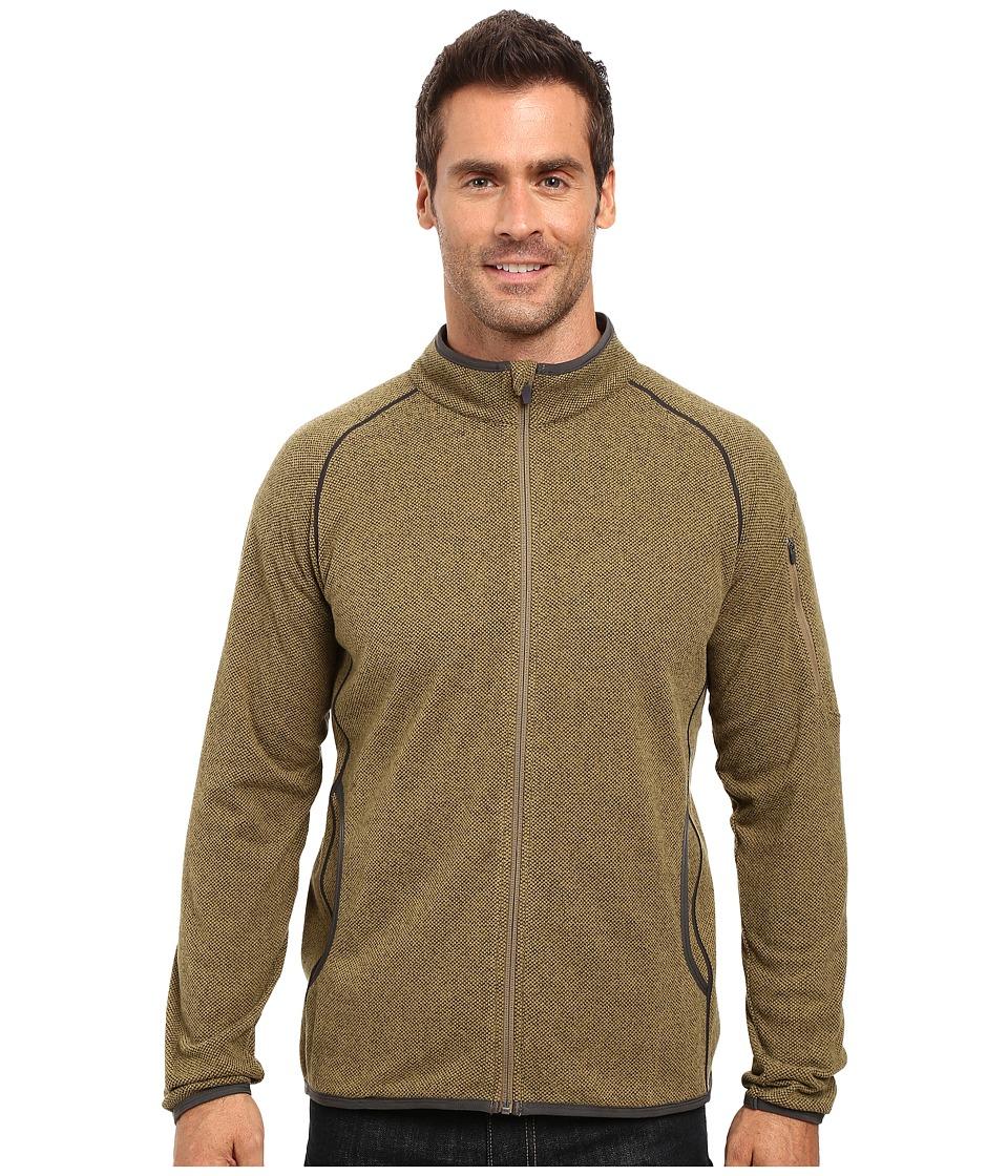 Merrell - Windthrow Full Zip Fleece 2.0 Jacket (Gothic Olive) Men