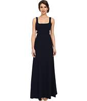 JILL JILL STUART - Sleeveless Cut Out Elastane Gown