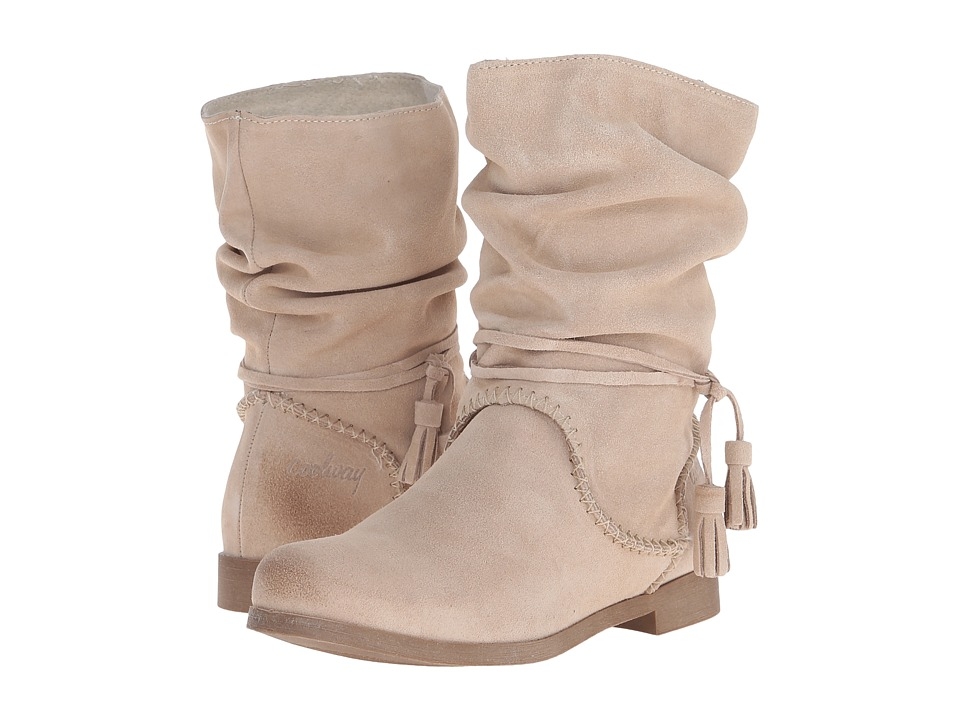 Coolway Noreen Beige Womens Boots