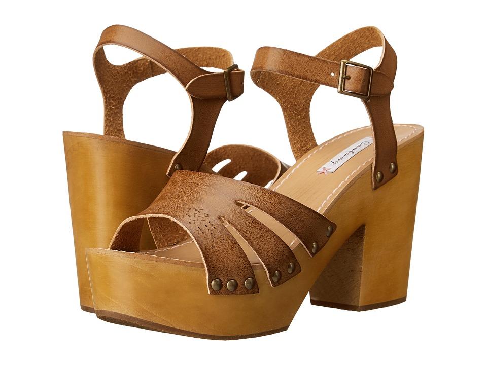 Coolway Cassandra Cognac High Heels