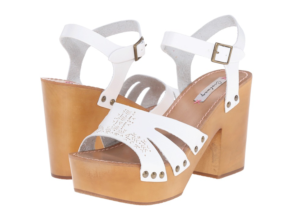 Coolway Cassandra White High Heels