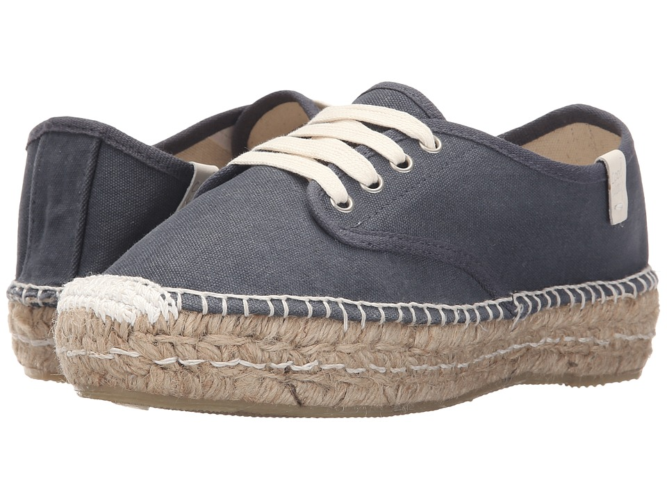 Coolway Juttie Navy Womens Lace up casual Shoes