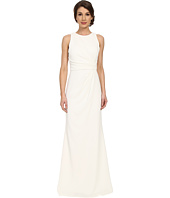 Badgley Mischka - Gathered Side Gown