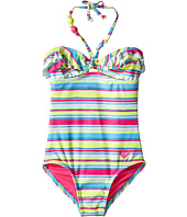 Roxy Kids - Island Tiles One-Piece (Big Kids)