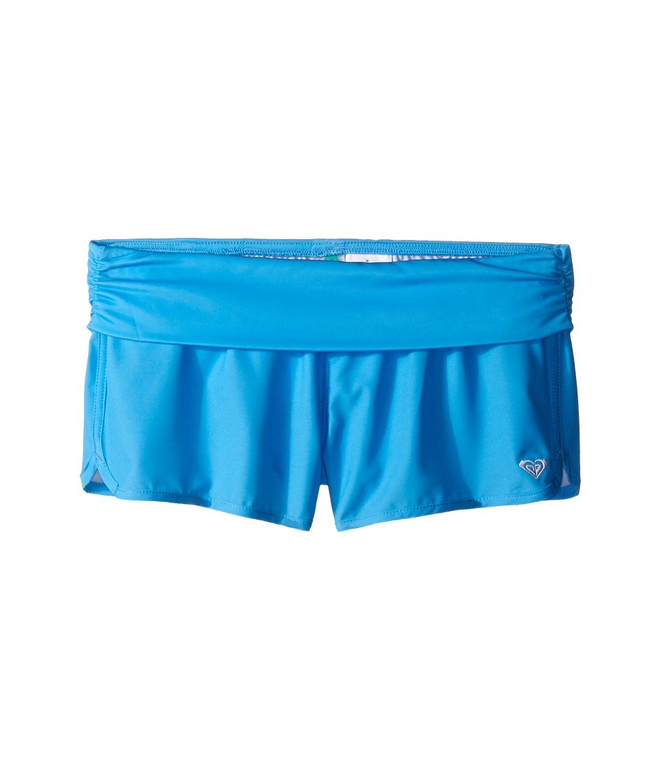 Roxy Kids Core Boardshorts Big Kids Ethereal Blue Girls Swimwear