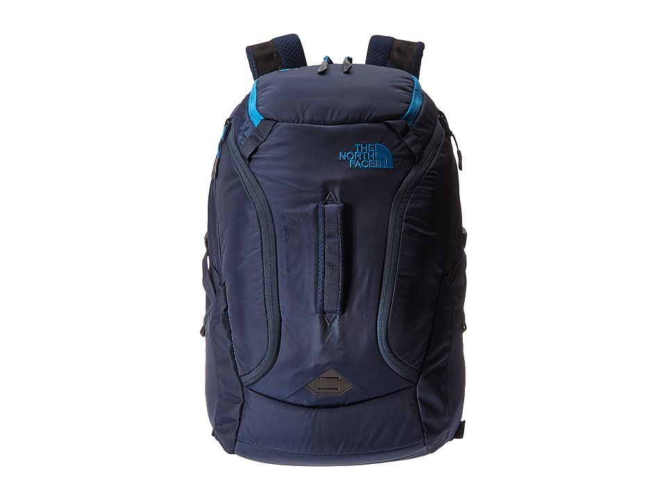 The North Face - Big Shot (Urban Navy/Banff Blue) Backpack Bags