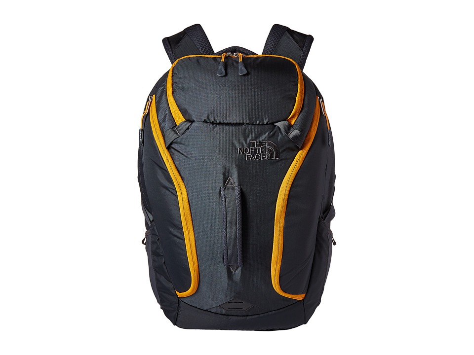 The North Face - Big Shot (Asphalt Grey/Citrine Yellow) Backpack Bags