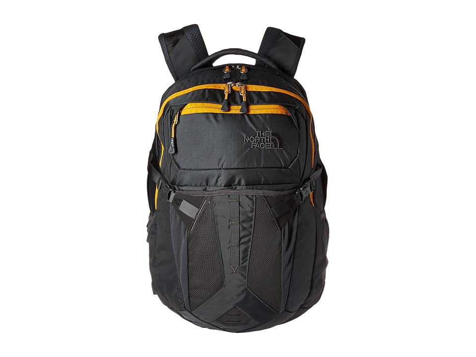 The North Face - Recon (Asphalt Grey/Citrine Yellow) Backpack Bags