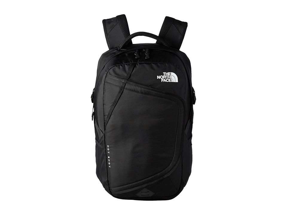 The North Face - Hot Shot Backpack (TNF Black) Backpack Bags