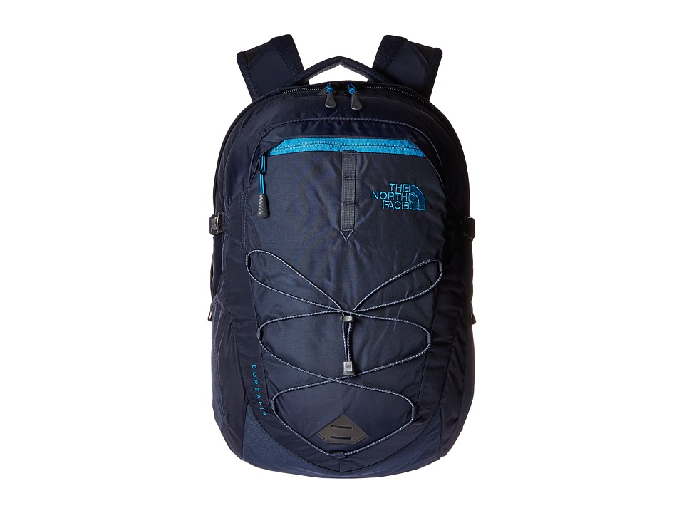 The North Face - Borealis (Urban Navy/Banff Blue) Backpack Bags