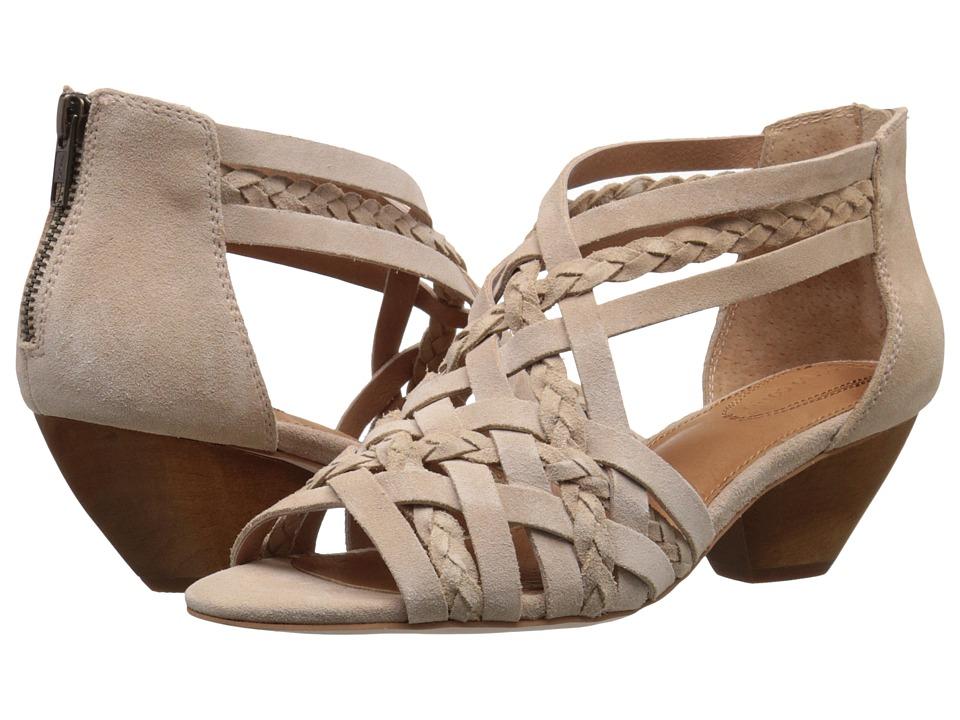 Corso Como Darren Nude Suede Womens 1 2 inch heel Shoes