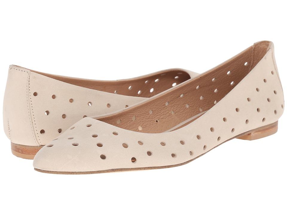 Corso Como Gabrielle Sand Nubuck Womens Flat Shoes