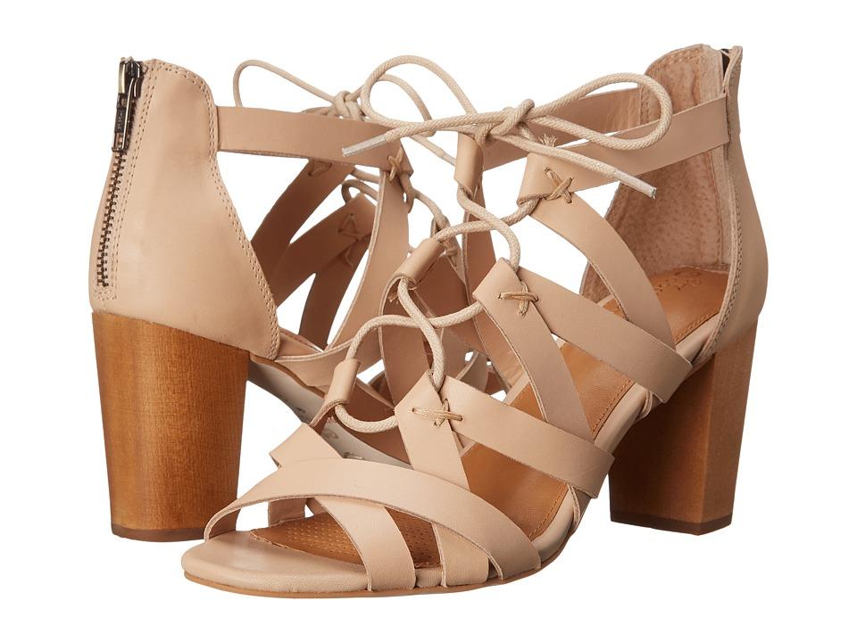 Corso Como Gorgi Nude Leather High Heels