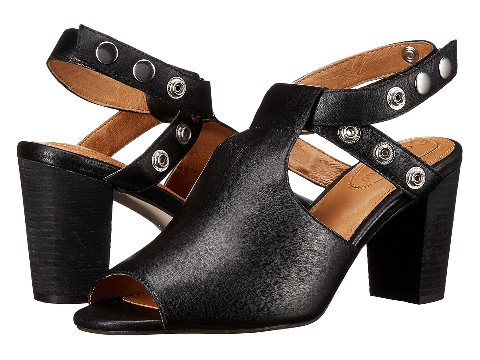Corso Como Vlade Black Nappa High Heels