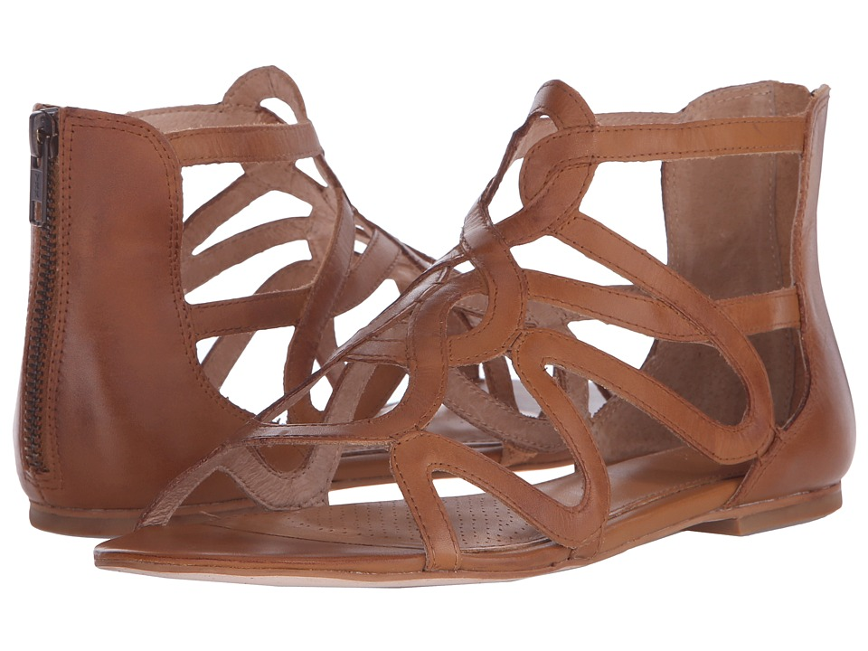 Corso Como Surrey Tan Leather Womens Sandals