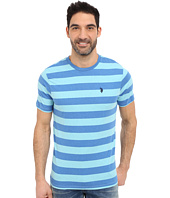 U.S. POLO ASSN. - Stripe Crew Neck T-Shirt