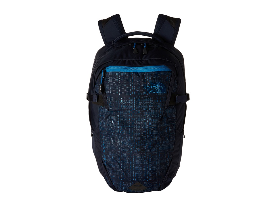 The North Face - Iron Peak Backpack (Urban Navy/Banff Blue) Backpack Bags