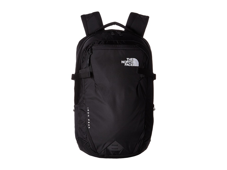 The North Face - Iron Peak Backpack (TNF Black) Backpack Bags