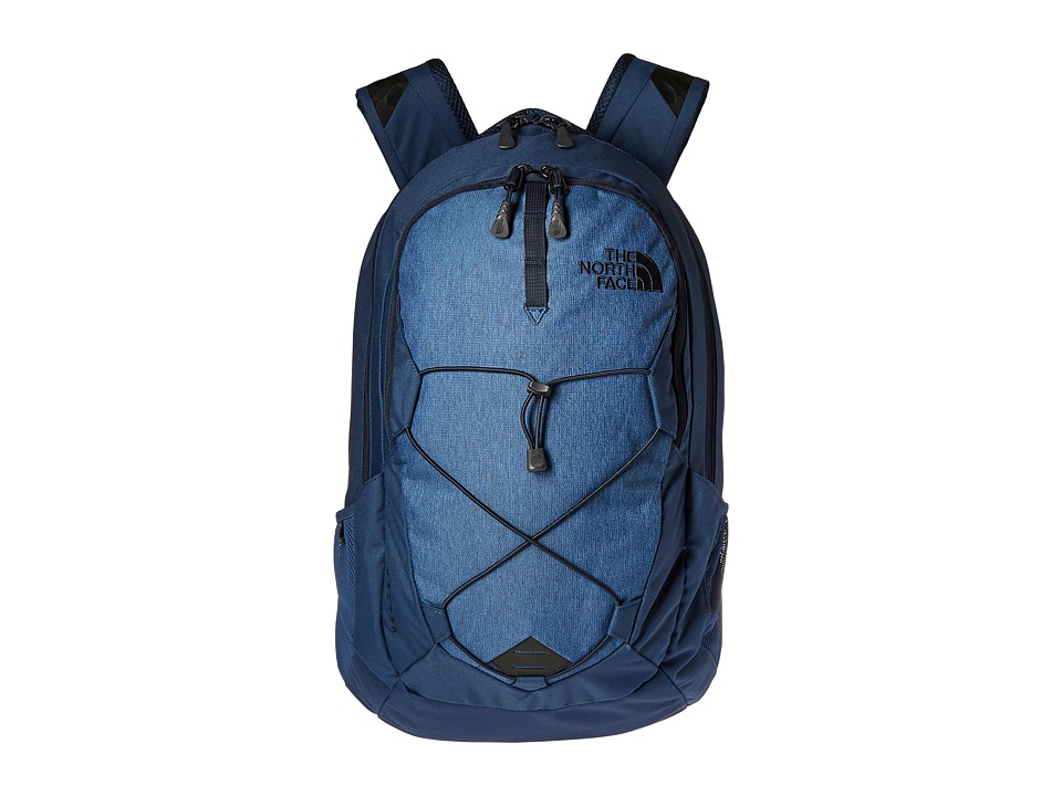 The North Face - Jester (Shady Blue Heather/Urban Navy) Backpack Bags