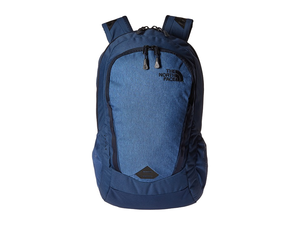 The North Face Vault (Shady Blue Heather/Urban Navy) Backpack Bags
