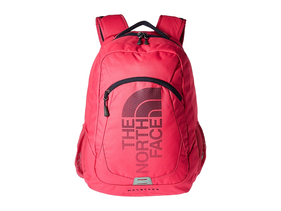 The North Face - Haystack (Cabaret Pink/Cosmic Blue) Backpack Bags