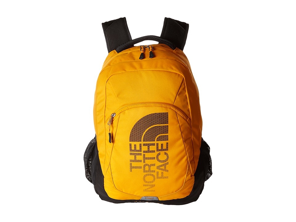 The North Face - Haystack (Radiant Yellow/Asphalt Grey) Backpack Bags