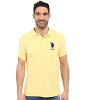 U.S. POLO ASSN. - Solid Pique Polo Shirt