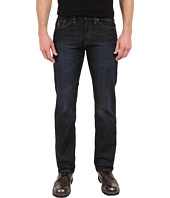 U.S. POLO ASSN. - Slim Straight Five-Pocket Denim Jeans in Blue