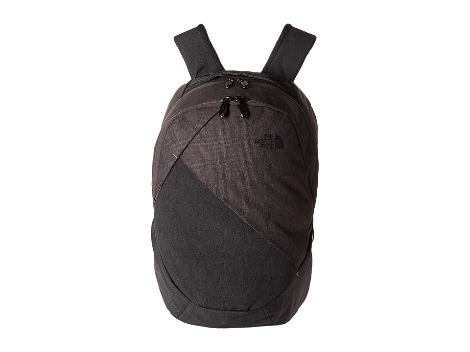 The North Face - Isabella Backpack (Rabbit Grey Black Heather/Quail Grey) Backpack Bags